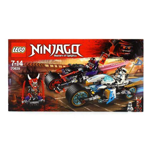 Lego Ninjago Carrera Callejera