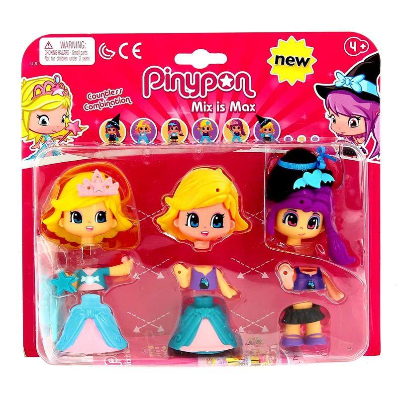 Pinypon-Princesa-y-Bruja_2