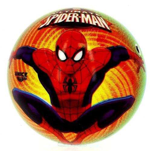 Spiderman Ultimate Pelota Amarilla de 15 cm