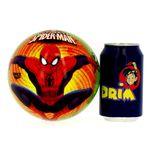 Spiderman-Ultimate-Pelota-Amarilla-de-15-cm_2
