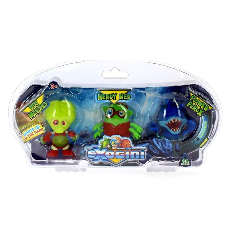 Exogini-Pack-3-Aliens-con-Nerdy-Ned_1