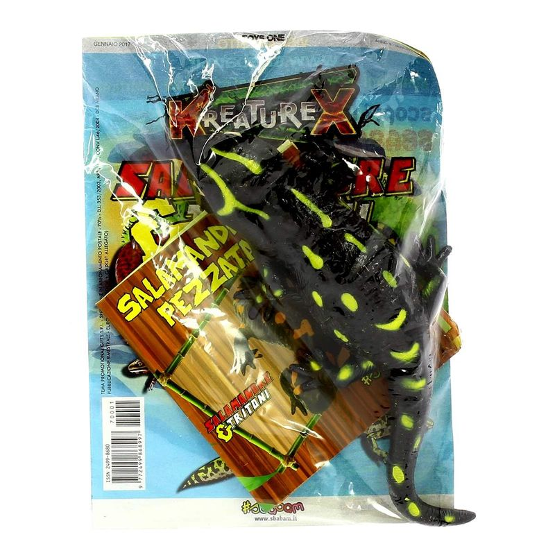 Kreaturex-Salamandra-Comun-Edicion-Gigante