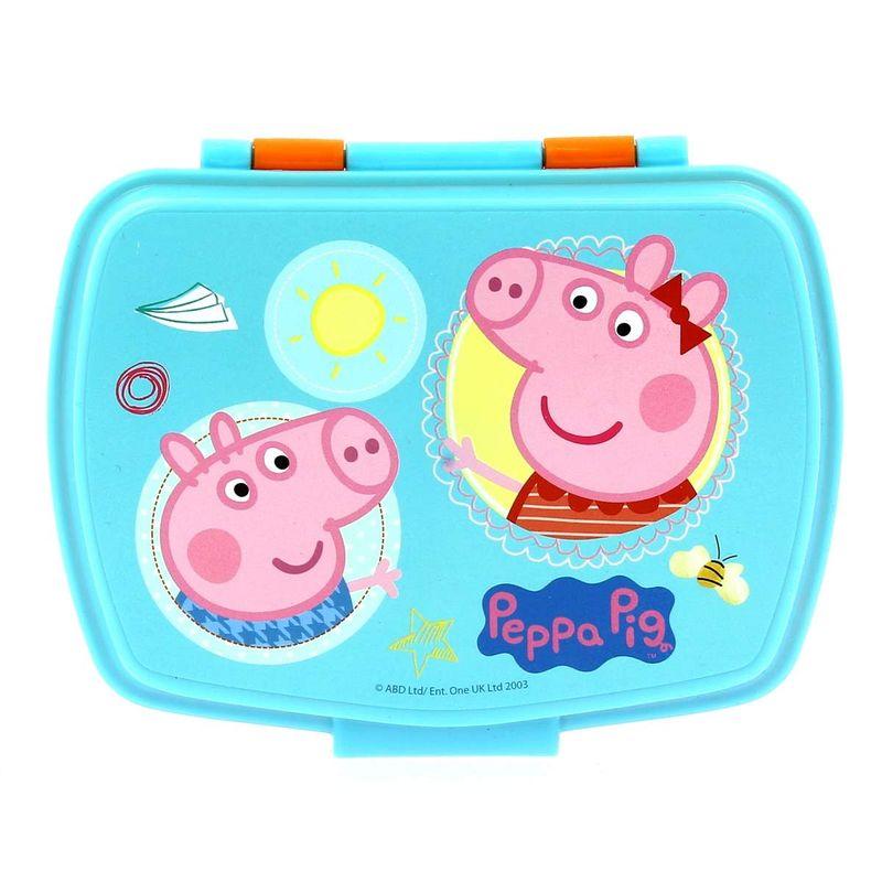 Sandwichera-Peppa-Pig