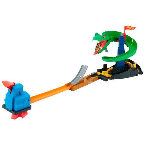 Hot Wheels City Pista Cobra Infernal