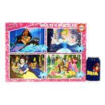 Princesas-Disney-4-Multi-Puzzles_2
