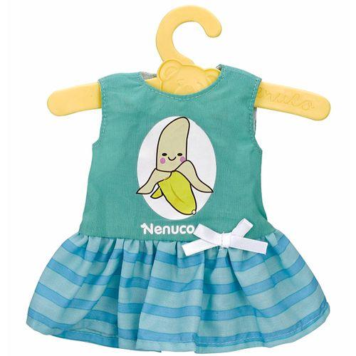 Nenuco Ropita con Percha Vestido Plátano