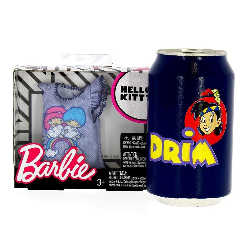 Barbie-Moda-Camiseta-Hello-Kitty-Little-Twin-Stars_3