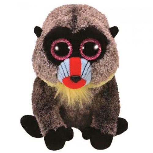 Beanie Boo's Mandril de Peluche de 15 cm