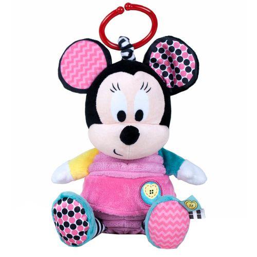 Baby Minnie Peluche Actividades