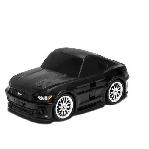 Maleta Infantil Ford Mustang Negro