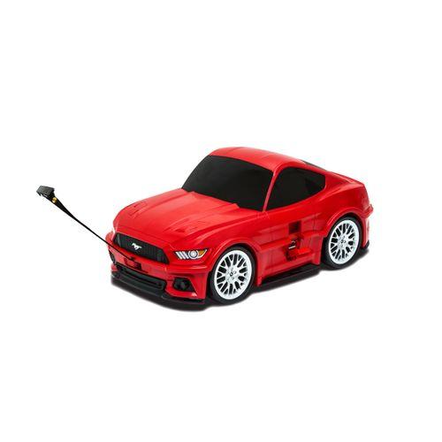 Maleta Infantil Ford Mustang Rojo