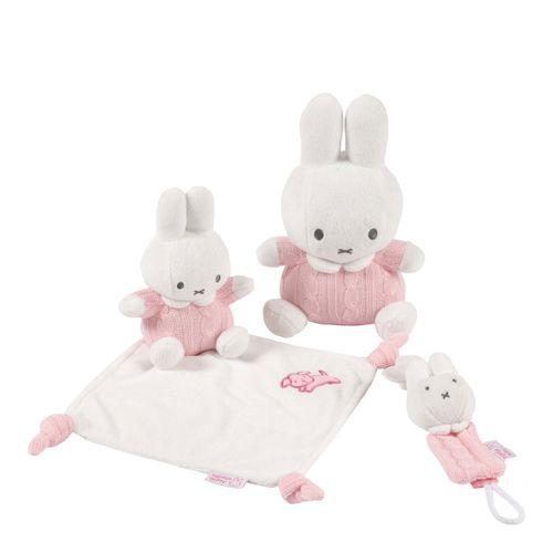 Set regalo Miffy Rosa