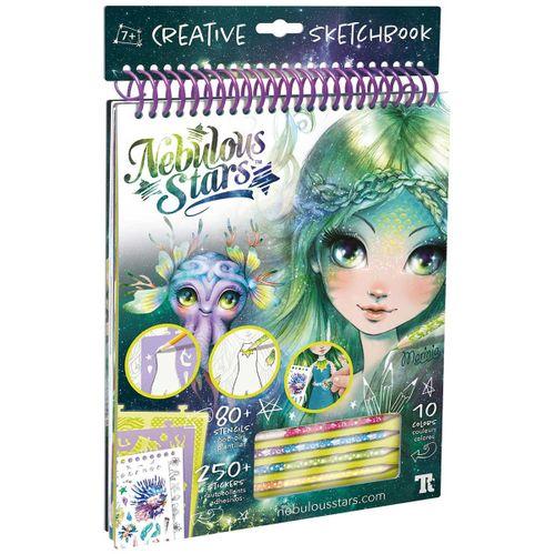 Cuaderno de Bocetos Creativos Marinia