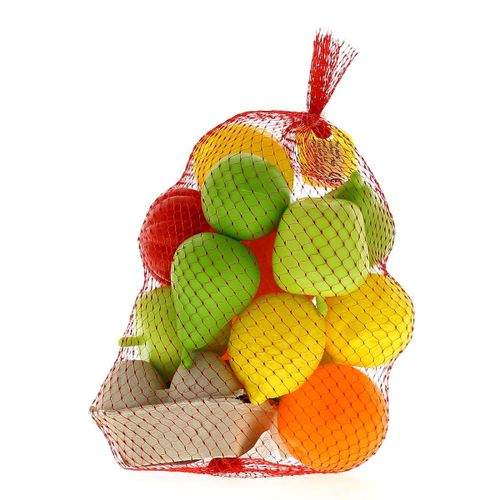 Bolsa de Frutas de Juguete