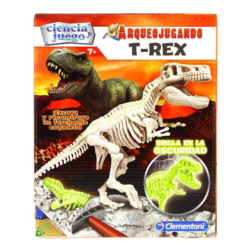T-Rex-Fluorescente