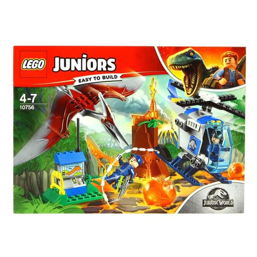Lego Juniors Jurassic World Huida del Pteranodon