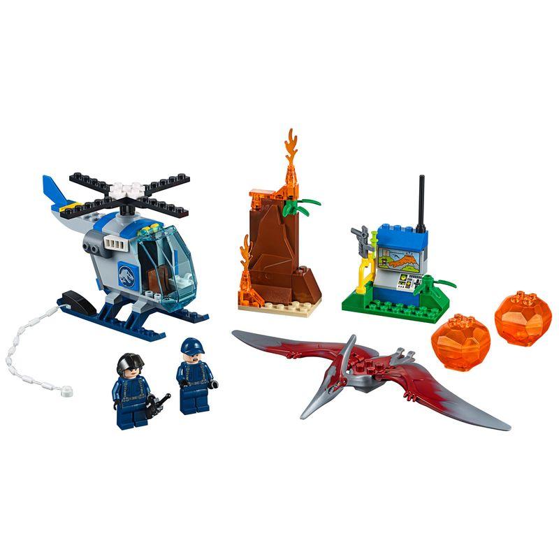 Lego-Juniors-Jurassic-World-Huida-del-Pteranodon_1