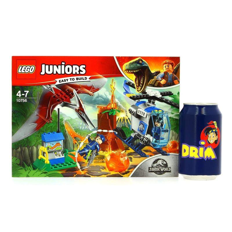 Lego-Juniors-Jurassic-World-Huida-del-Pteranodon_3