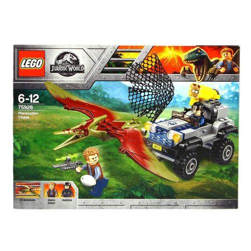 Lego Jurassic World la Caza del Pteranodon