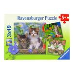 Puzzle-Gatitos-Atigrados-3-x-49-Piezas