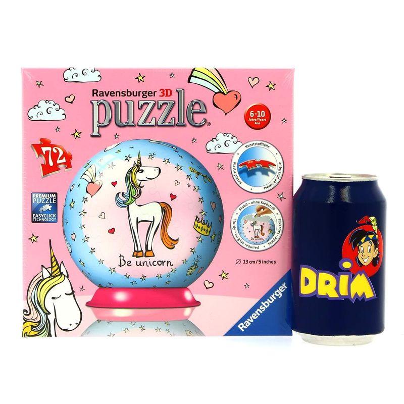 Puzzleball-Unicornio-de-72-Piezas-3D_2