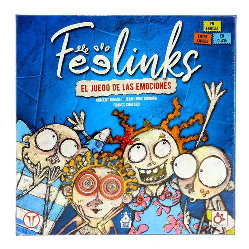 Juego Feelinks