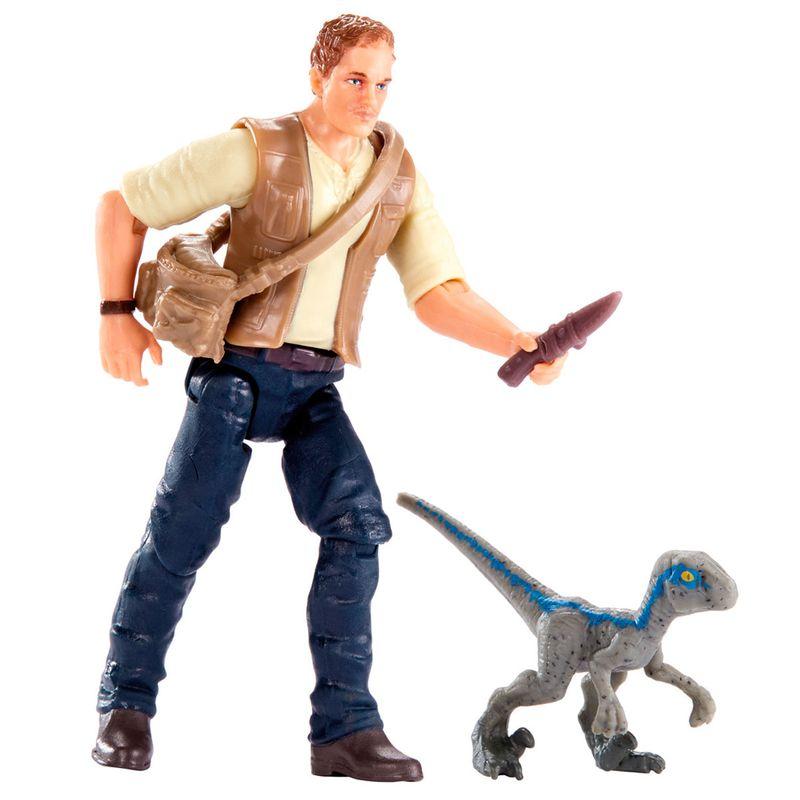 Jurassic-World-Figura-Owen---Cria-de-Velociraptor