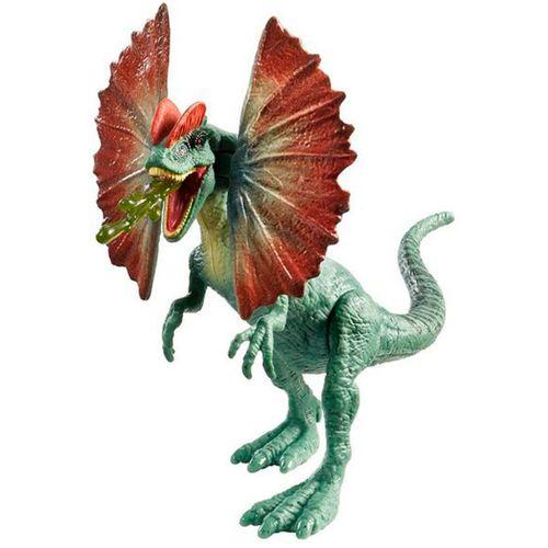 Jurassic World Dinosaurios de Ataque Dilophosaurus