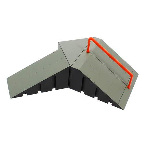 Tech Deck Rampa Plateada