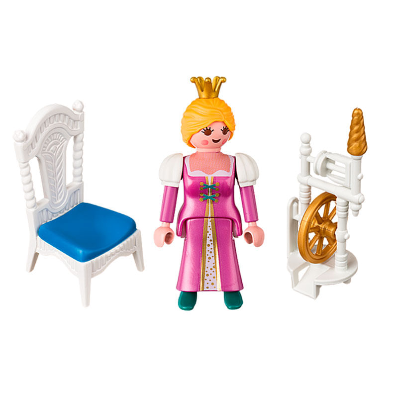 Playmobil-Princesa-con-Rueca-de-Hilar_1