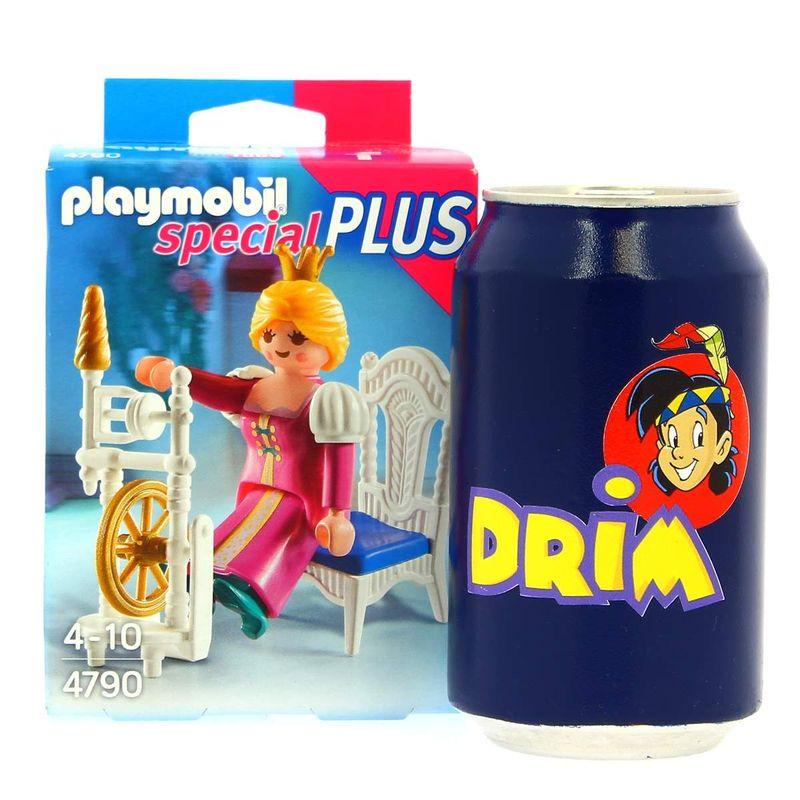 Playmobil-Princesa-con-Rueca-de-Hilar_3