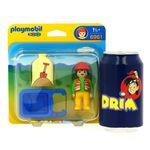 Playmobil-123-Trabajador-con-Carretilla_3