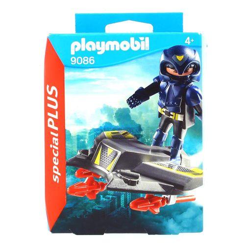Playmobil Special Plus Espía con Jet