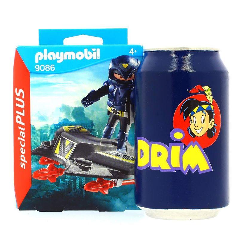 Playmobil-Special-Plus-Espia-con-Jet_3