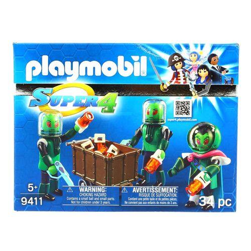 Playmobil Super 4 Los Sykronianos