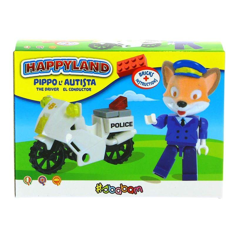 Happyland-Pippo-el-Conductor