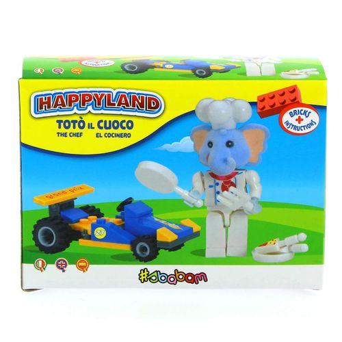 Happyland Toto el Cocinero