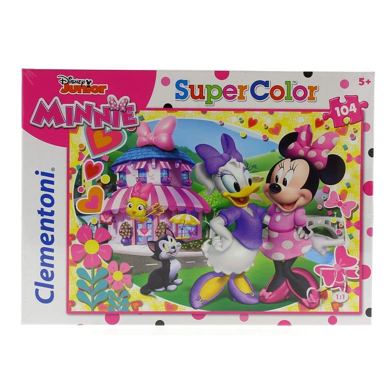 Minnie-Mouse-Puzzle-Happy-de-104-Piezas