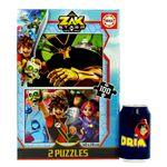 Zak-Storm-Puzzle-2x100-Piezas_2