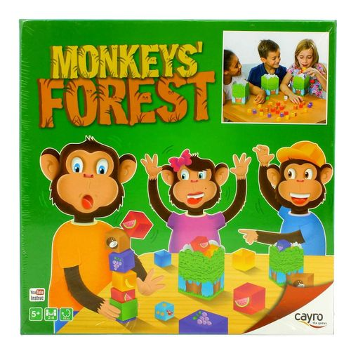 Juego Monkeys' Forest