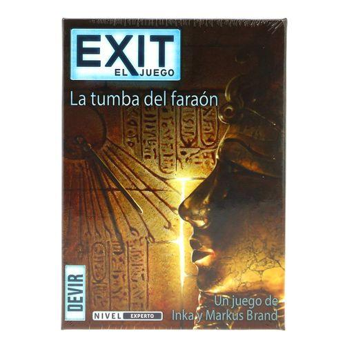 Juego Exit 2 La Tumba del Faraón