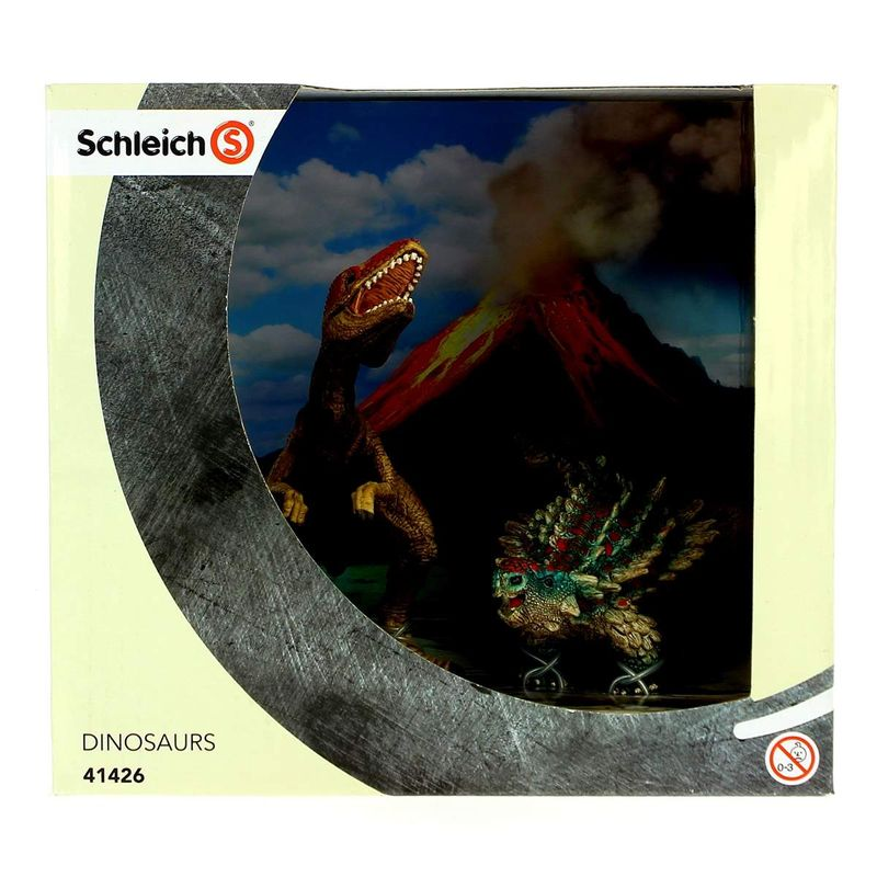 Figura-de-Saichania-y-Giganotosaurus_1