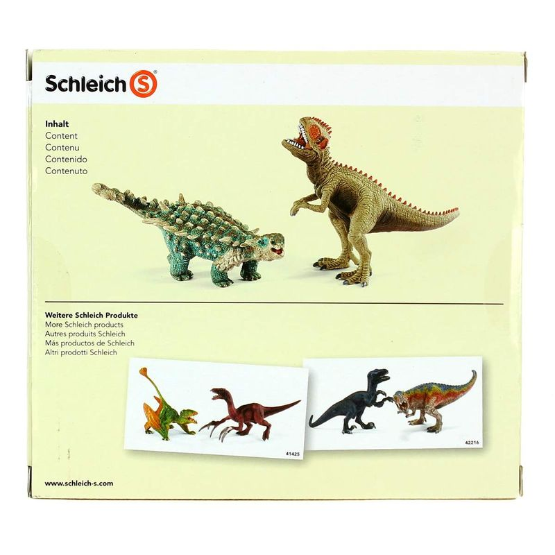 Figura-de-Saichania-y-Giganotosaurus_2