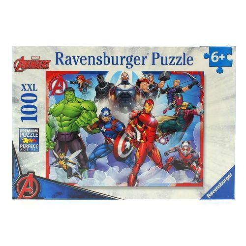 Los Vengadores Puzzle de 100 Piezas XXL