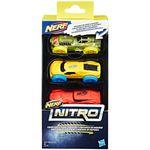 Nerf-Nitro-Pack-3-Coches-Espuma_1