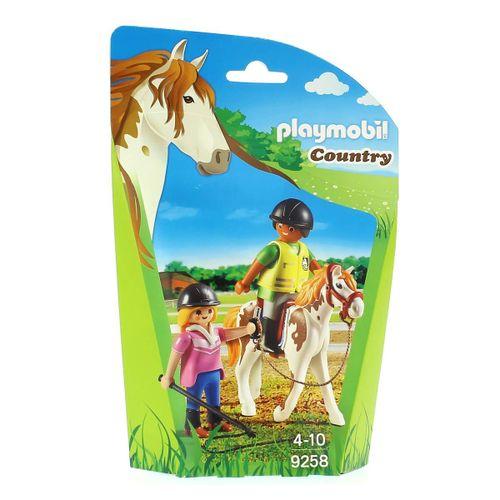 Playmobil Country Profesora de Equitación
