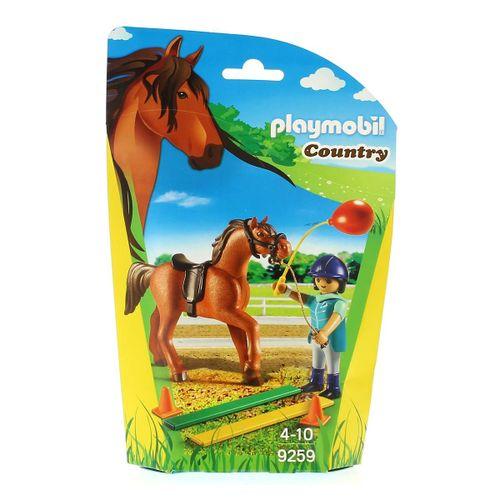 Playmobil Country Terapeuta de Caballos