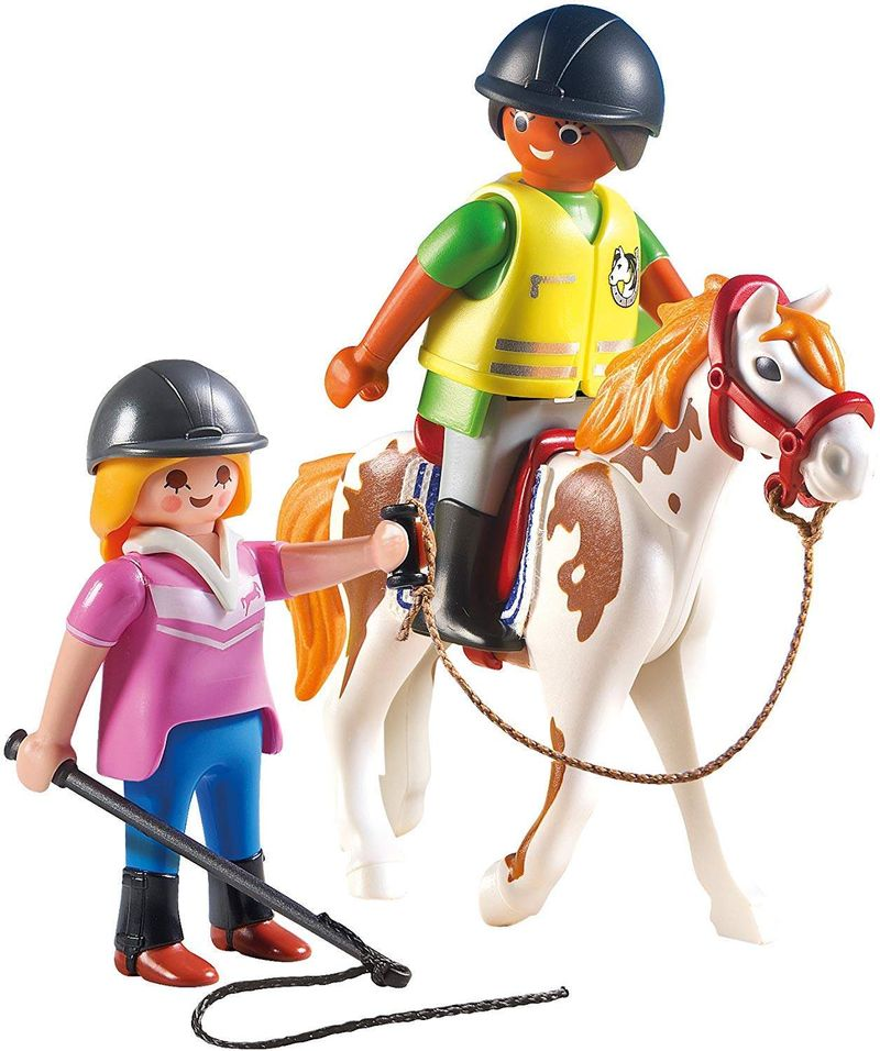 Playmobil-Country-Profesora-de-Equitacion_1