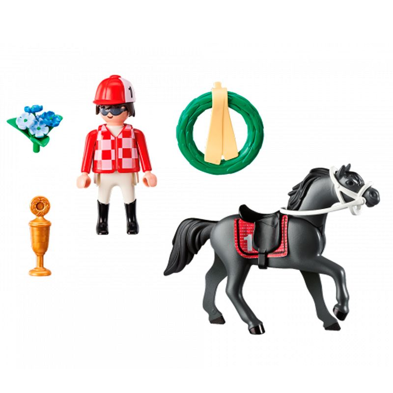 Playmobil-Country-Jockey_1