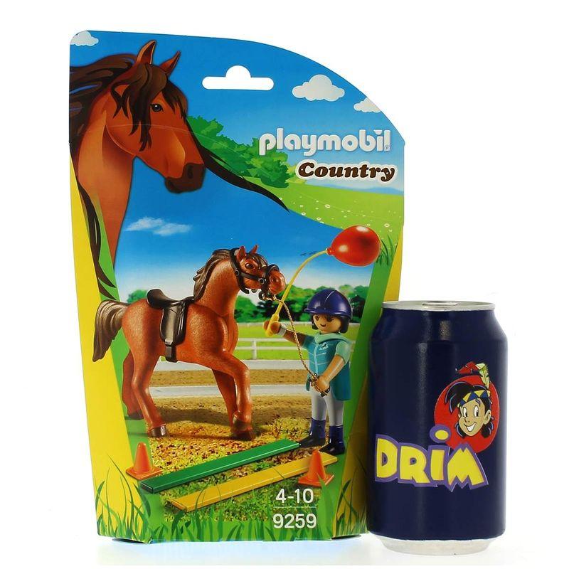 Playmobil-Country-Terapeuta-de-Caballos_3